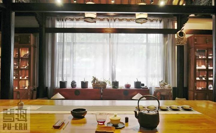 茶会、雅集之现代观