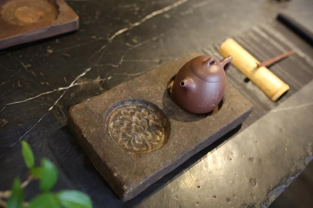 老物件,茶台上的古朴与风雅