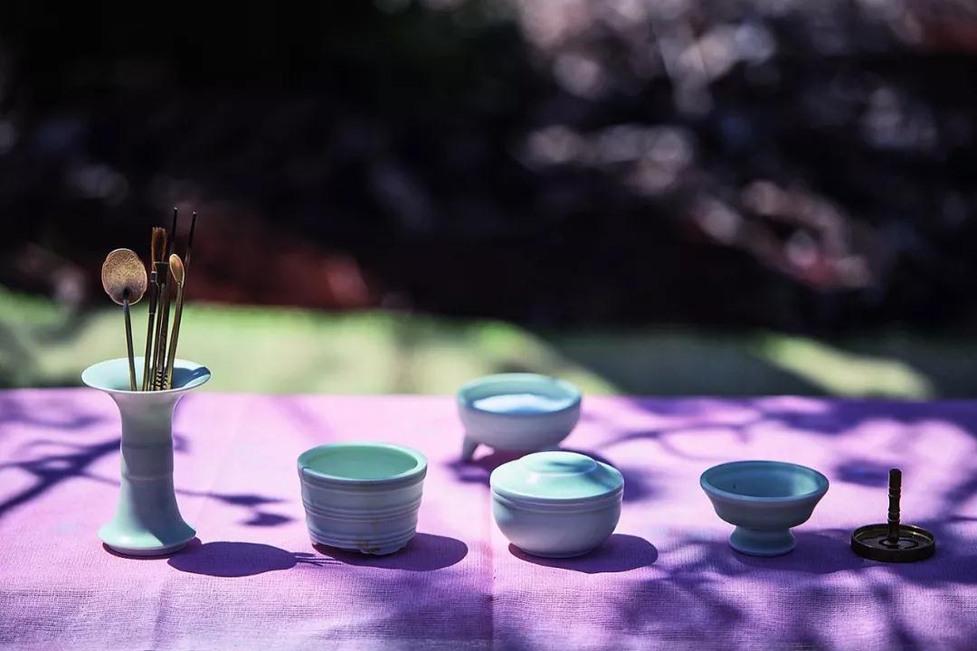 雅集茶会的商业链接